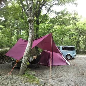 道志の森キャンプ場