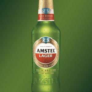 【CM Amstel lager】 まるで映画のような演出。。