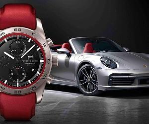 ポルシェオーナー向けオリジナル腕時計がカッコいい