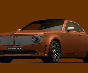 BMW02レミニセンスコンセプトがカッコいい