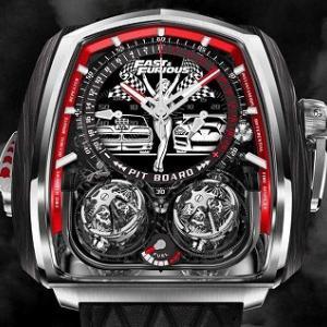 JACOB&COのツインターボ腕時計が凄い