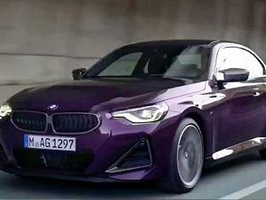 2021新BMW2シリーズがリーク?