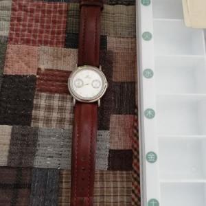 じい様の腕時計