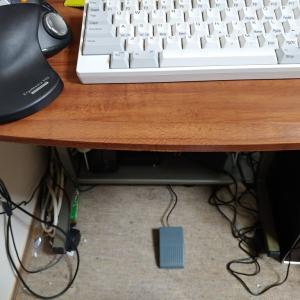 USBフットペダルスイッチを買ってみた