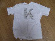 十数年ぶりに自作Tシャツを作りました