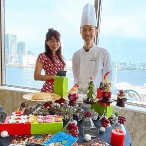 ☆今年のクリスマスはお家でちょっとリッチなクリスマスを♡☆ホテル インターコンチネンタル東京ベイ