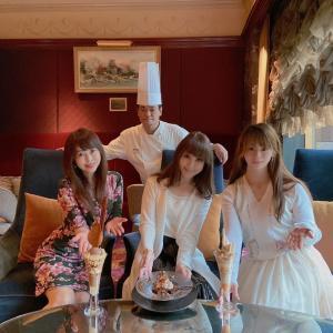 ☆週末の夜は、オーセンティックなホテルのバーで大人の為の贅沢なプレミアムパフェ☆