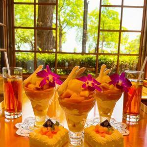 ☆旬のフレッシュなマンゴーを贅沢に使用したマンゴースイーツが楽しめる「マンゴーフェア」☆