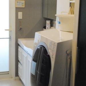 洗濯機のかさ上げをする * ふんばるマンを設置する