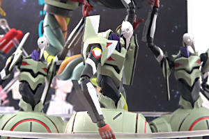 ROBOT魂 〈SIDE EVA〉 44B、 4444Cのサンプル展示動画公開