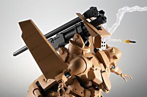 ROBOT魂  YMS-16M ザメル ver. A.N.I.M.E.のレビュー紹介