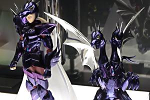 聖闘士聖衣神話EX アルファ星ドゥベジークフリートの展示動画紹介