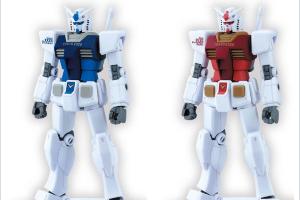 HG 1/144 RX-78-2 ガンダム(東京2020オリンピックエンブレム)とHG 1/144 RX-78-2 ガンダム(東京2020パラリンピックエンブレム)、2020年6月6日発売