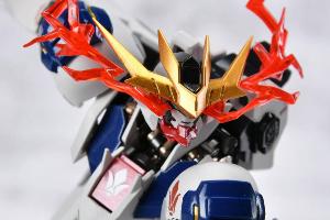 METAL ROBOT魂 ガンダムバルバトスルプスレクスのレビュー紹介