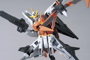 MG 1/100 ガンダムキュリオスのレビュー紹介