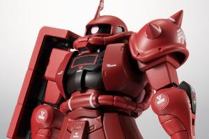 ROBOT魂 MS-06S シャア専用ザク ver. A.N.I.M.E. ~リアルマーキング~、TAMASHII NATIONS TOKYO限定で、本日発売開始