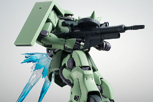 ROBOT魂  MS-06F-2 ザクII F2型 ver. A.N.I.M.E.、2020年11月に一般店頭発売予定