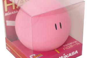 機動戦士ガンダム×MIKASAコラボ ハロボール(ピンク)、2020年6月25日発売