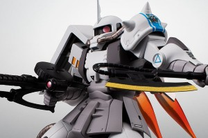 ROBOT魂 <SIDE MS> MS-06R-1A シン・マツナガ専用高機動型ザクII ver. A.N.I.M.E.のレビュー紹介