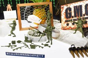 G.M.G.(ガンダムミリタリージェネレーション)ジオン公国軍一般兵士01、02、03、2020年7月2日から予約開始