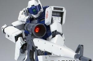 MG 1/100 ジム・スナイパーII(ホワイト・ディンゴ隊仕様)【再販】【3次:2021年1月発送】、ホビーオンラインショップで、2020年7月31日11時から受注開始
