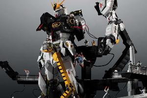 METAL STRUCTURE 解体匠機 RX-93 νガンダム専用オプションパーツ ロンド・ベルエンジニアズ、魂ウェブ商店で、2020年9月11日16時から受注開始