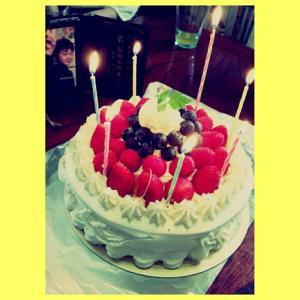 7回忌&birthday