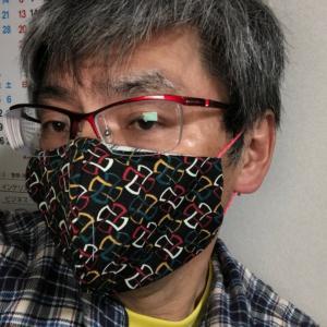 お手製マスク 全公開!(でも、まだ続く)