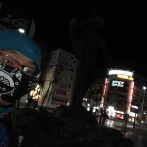 11/29 渋田見山を松本駅から攻略してみた!その1