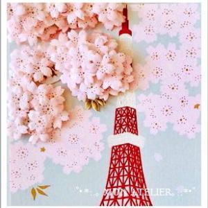 桜をサクサクっと作成中
