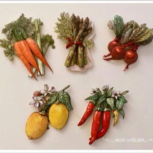 彩り豊かなお野菜たち
