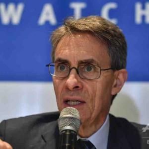 ヒューマン・ライツ・ウオッチのケネス・ロス代表が香港への入国を拒否される