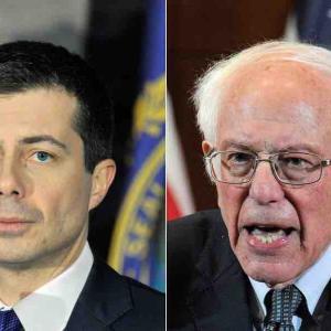 混迷のアイオワ党員集会 勝者はブティジェッジ、サンダース両氏のどっち??