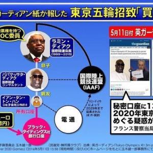 【速報】東京五輪 夏に断念なら1~2年延期妥当=組織委理事 ウォール・ストリート・ジャーナル紙がスクープ