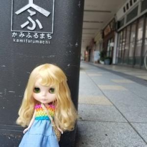 新潟*古町通り~白山公園*ドール旅