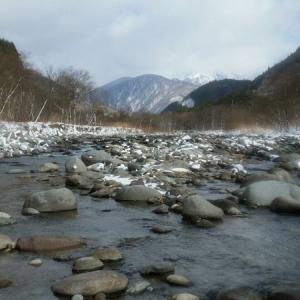 高原川渓流釣り解禁2019
