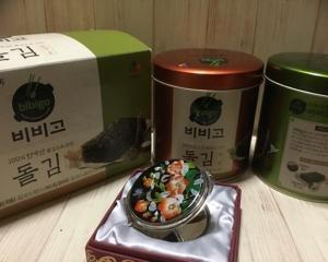 韓国のお土産。