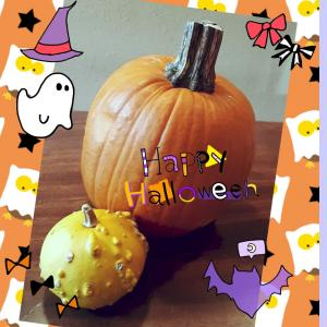かぼちゃは栄養たっぷり♪