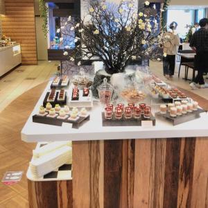 ANAクラウンプラザホテル福岡 チョコレートデザートビュッフェ