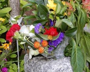 特別な夏・・・墓参り