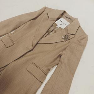 H&Mコラボのジャケット & 残業のレッドゾーン突入