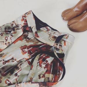 爆欲の秋 その2 : サスティナブル なスカート