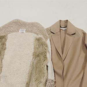 冬支度 今年のコート