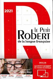 発売情報: Le Petit Robert 仏仏辞典 2021年版
