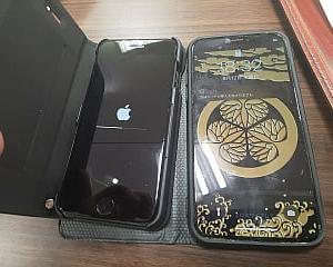 iPhone XからiPhone SE(第2世代)に機種変更