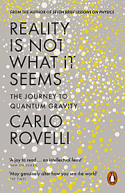 Reality Is Not What It Seems: Carlo Rovelli(すごい物理学講義)