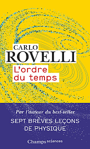 L'ordre du temps: Carlo Rovelli(時間は存在しない)