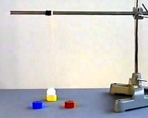 「磁石振り子」によって現れるカオス軌道とフラクタル図形