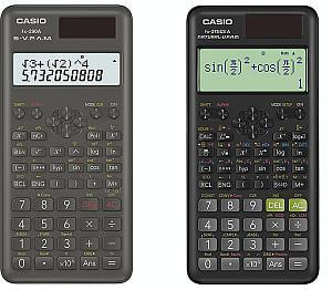 発売情報: 関数電卓 CASIO fx-290A、fx-375ES A