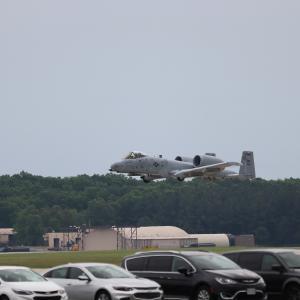 アンドリューズ航空ショー2019 Day2(Sat) ~A-10 Thunderboltデモチーム超ド迫力! Part.1~